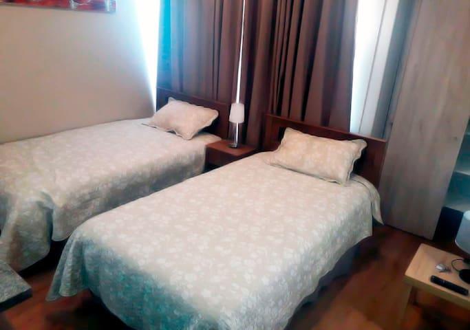 Departamentos  en Rancagua  | Campos Aparthotel