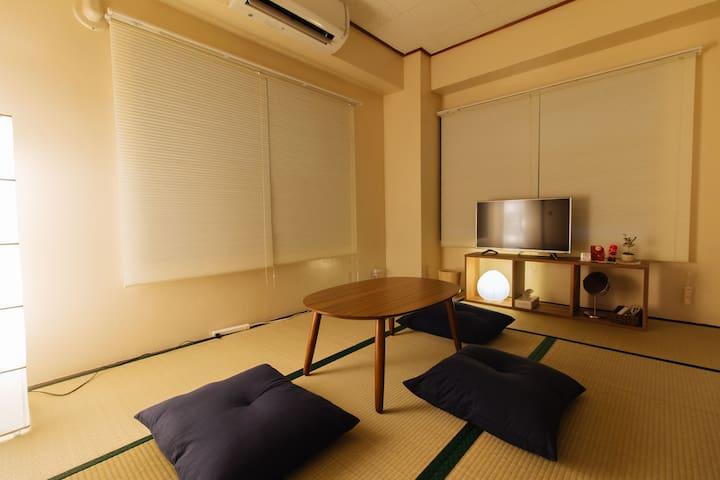 Minimal Accommodation, Mid of TOKYO - Shinjuku-ku
