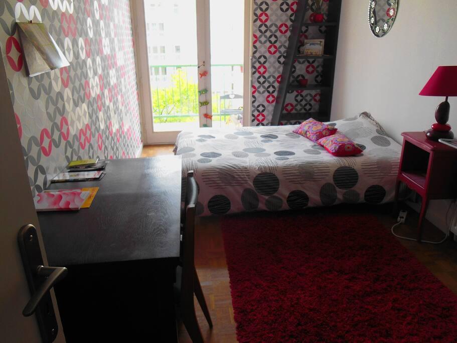 chambre centre gare centre pompidou appartements louer metz lorraine france. Black Bedroom Furniture Sets. Home Design Ideas