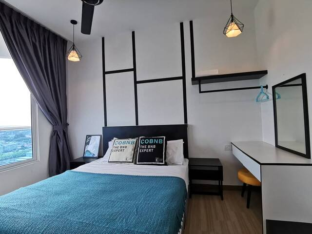 The wave Malacca 2 bedroom family suites #TW082