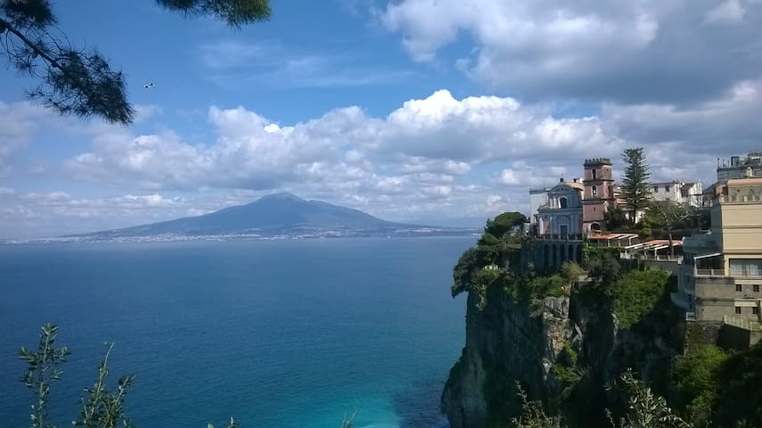 Sorrento coast - Tulliola apartment - Vico Equense - Apartment