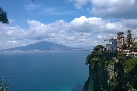 Sorrento coast - Tulliola apartment - 维克艾库塞(Vico Equense) - 公寓