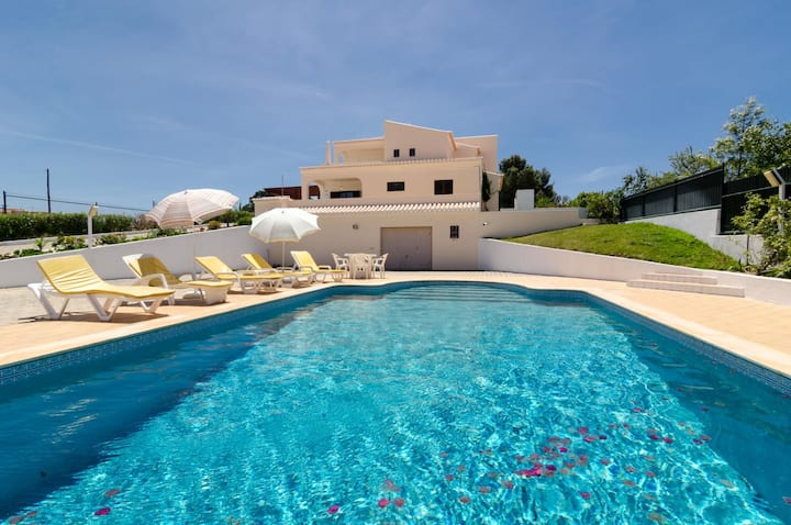 Villa Larotil with private pool