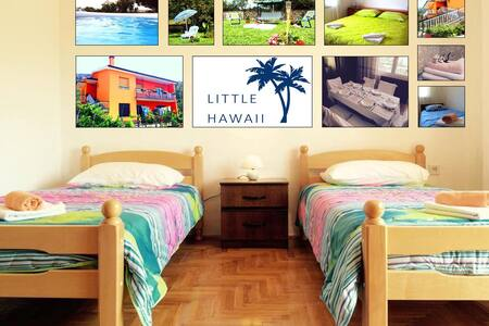 Apartment Little Hawaii - with pool and WiFi - Jesenovik - Lejlighed