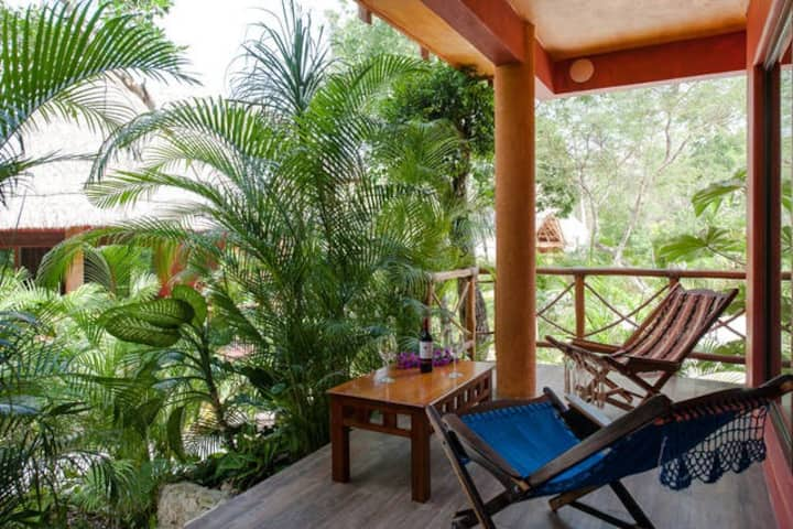 Jungle Hideaway 15 minutes from Tulum