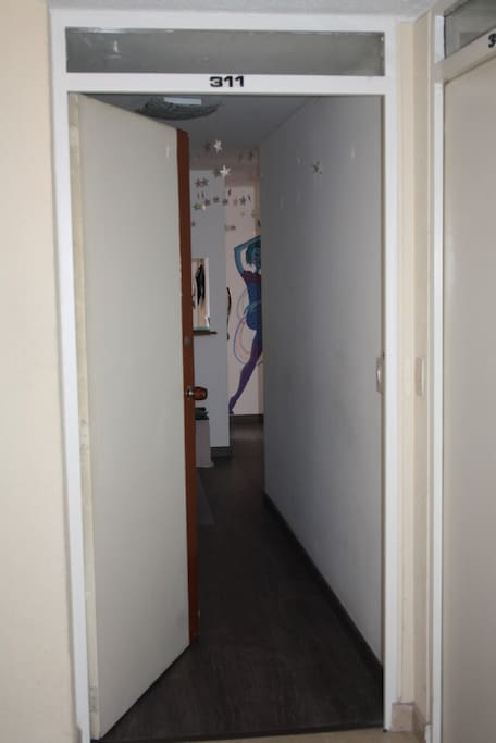 Apartamento 311 Bienvenidos!
