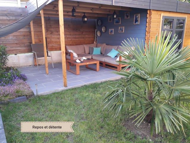 Chambre dans maison avec petit jardin pr s m tro maisons de ville louer ramonville saint - Piscine dans petit jardin de ville saint paul ...