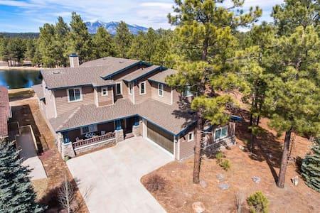 Enjoy a large, premium property in Flagstaff!