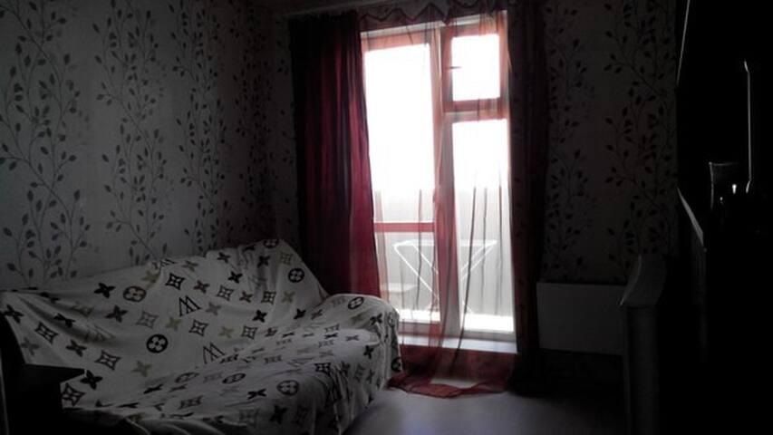 Студия в новом доме - Новосибирск - 公寓