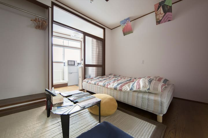What is a trip for you ?  - Osaka - Apartment