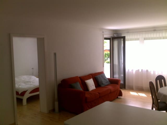 RHINEFALL-BNB ! at the Rhine River: 2-room apartm. - Schaffhausen - Apartment