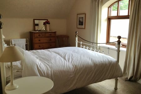 Double room in converted barn. - Aubourn, Lincoln