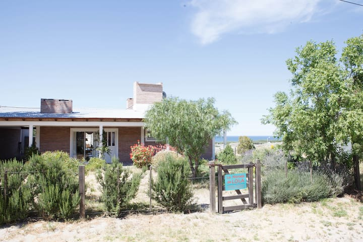 La Morada de Lola, tu casa con vista al mar