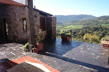 Casa Agnes en Pirineos del Siglo XV - Peramea - Σπίτι