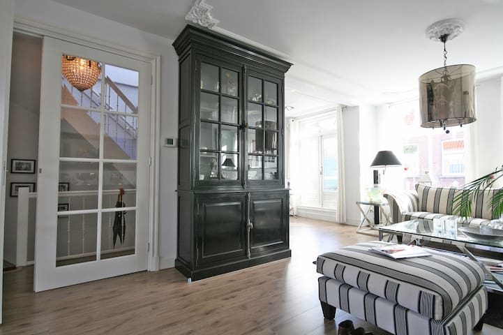 Beautifull appartment in the centre of The Hague - Den Haag - Apartamento