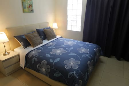 Lavender room~ Near LRT & KL/ 2 pax - House