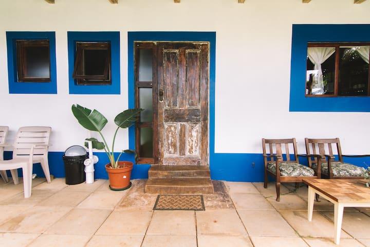 """The Stone Cottage"" - @ Emerald Hill Farm"