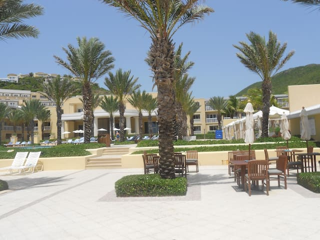 Suite de luxe - Westin Dawn Beach Club - 1 semaine