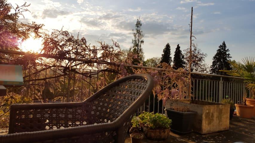 Bern Zuhause mit Aussicht