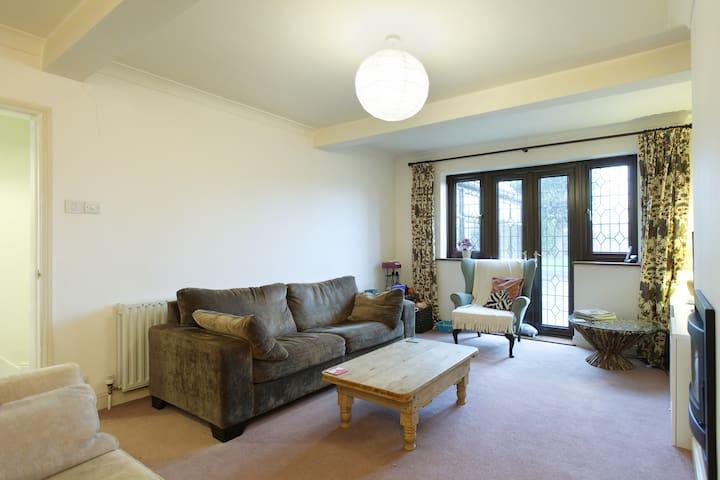 Countryside home in St Albans - Sandridge - Casa