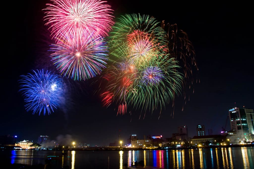 Yearly Danang International Firework Competition