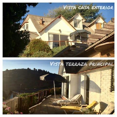 Hermosa casa en Zapallar - Zapallar, Región de Valparaíso, CL - House