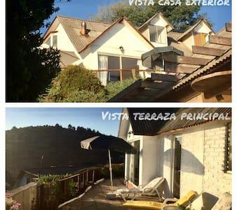 Hermosa casa en Zapallar - Zapallar, Región de Valparaíso, CL - Huis