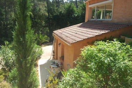 Studio independant, sans vis à vis - Trans-en-Provence