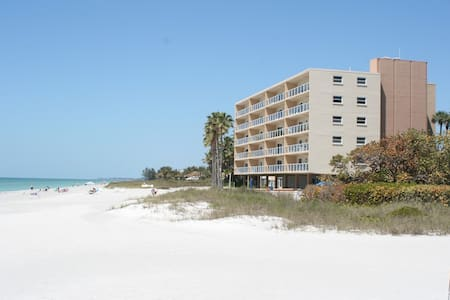 Away To Paradise. Beachcomber 303 - Longboat Key - 公寓