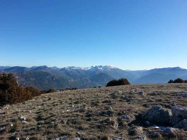 Montagne de Beynes