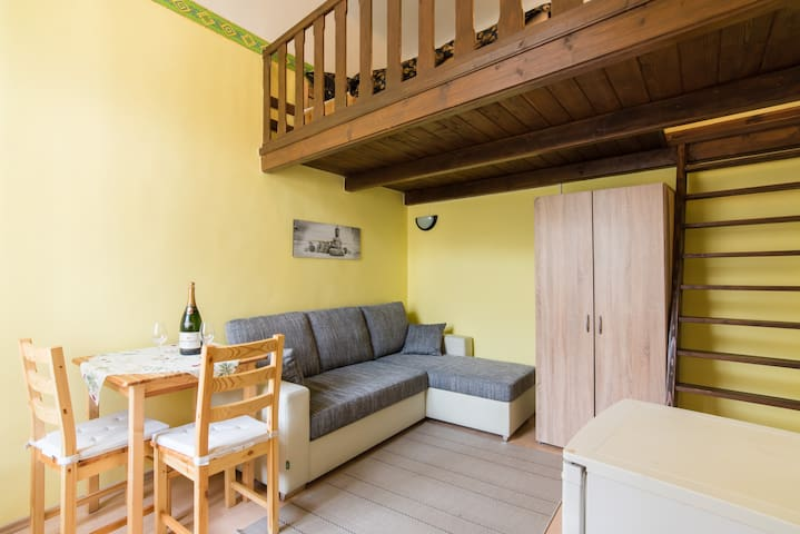 Oasis in the city center Buda - Budapeste - Apartamento