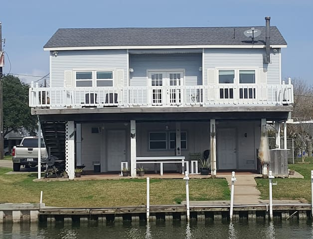 Saltwater Breeze Hide-A-Way on the Gulf - Freeport - House