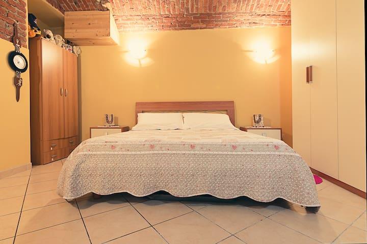 Maria's sweet home