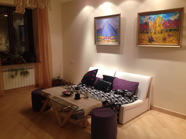 Luxury apartment in the city center - Yerevan - Apartment