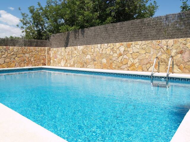 Casa 10 personas piscina privada - Torredembarra - Hus