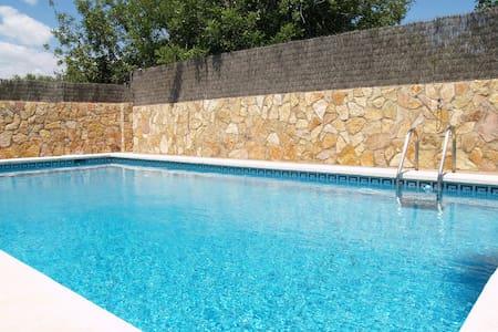 Casa 10 personas piscina privada - Torredembarra - Ház