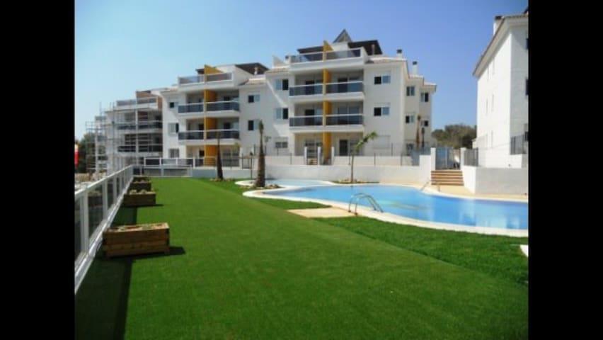 Apartamento calas de mallorca - Manacor  - Lejlighed