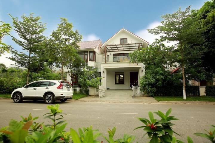 4 bedrooms villa in Xanh Villas Resort