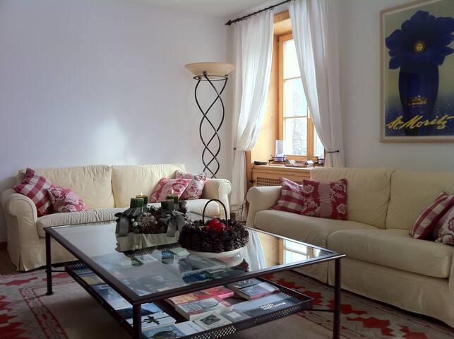 Residenza Engiadina 1 - Silvaplana - Apartment