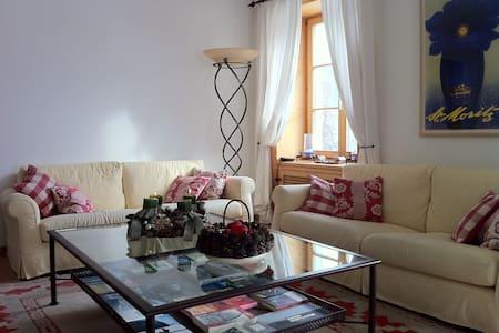 Residenza Engiadina 1 - Silvaplana - Huoneisto