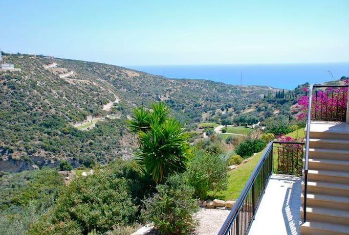Avdimou - Gorgeous apartment with breath-taking views. - Kouklia - อพาร์ทเมนท์