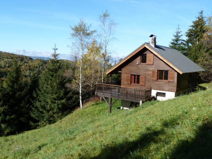 Chalet 8 personnes Alpe du Grand Serre