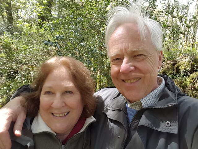 Richard and Dee!
