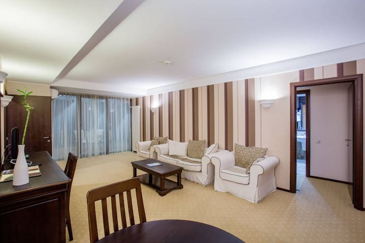 Aparthotel Alpin 4* Resort Poiana Brasov