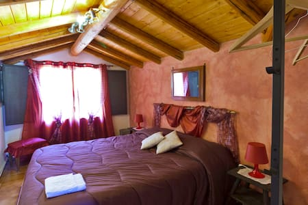 Room  at 16km Mountain Etna Sicily - Nicolosi