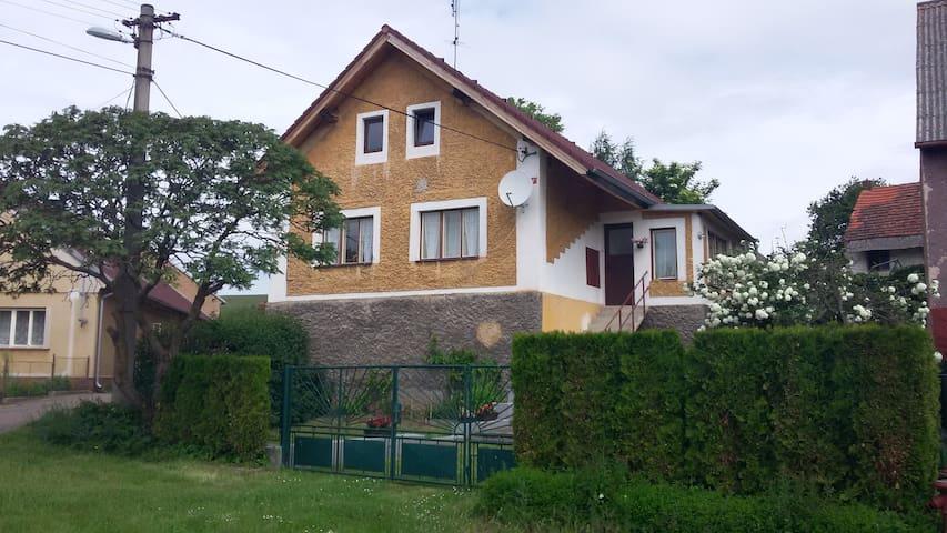 Vakantiehuis - Vacation residence - Okr. Rokycany - Maison