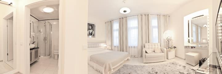 Serviced Apartment Grimernuj (Hotel Dom Aktera)