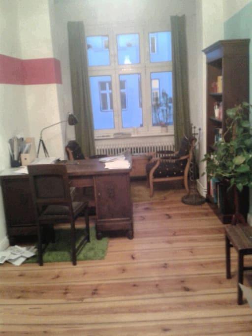 Teezimmer