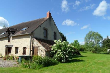 Lovely 100m2 self-catering cottage - Pouzy-Mésangy - House - 1