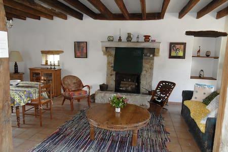 Lovely 100m2 self-catering cottage - Pouzy-Mésangy - House - 2